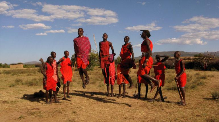 La tribù Maasai