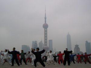 Lo smog in Cina